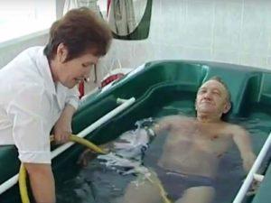 Лечебная ванна с минеральной водой для лечения простатита недорого