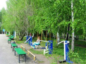 спортивная инфраструктура в санатории им Ленина Ульяновск